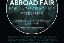 Events / Exciting Study Abroad events coming up