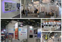 WIN Automation / Ülke pavilyonu ve özel dekor hizmeti verdiğimiz #WINAutomation  Fuarı