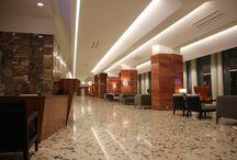 Bellevue project / #lighting#hotel