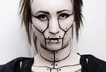 Robot Make up