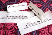 Sewing Tutorials / by Emmaline Bags & Patterns