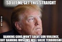 Idiot Trump