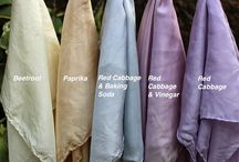 Fabric dye - all natural