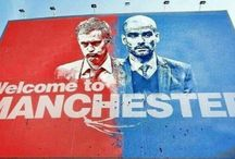 Prediksi Skor Jitu Manchester United vs Manchester City Liga Inggris