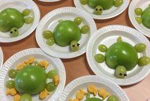 ovocie - servírovanie