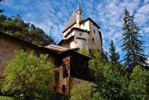 Val di Non, Trentino e dintorni / La #ValdiNon immortalata al mattino da #LuigiSandri