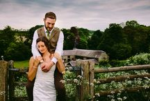 Wick Bottom Barn / Wedding Photography at Wick Bottom Barn near Rockley