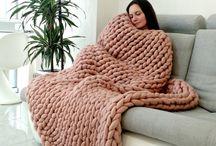 I ♥ Chunky Knit/Blankets