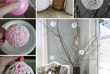DIY home decor easy tutorials