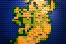 Legos and Ireland