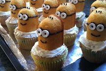 Despicable Me party / by CraftyHourMom