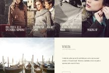 Web Layout / Layout/design/color