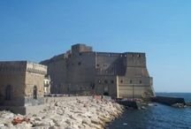 Walking around Naples / Naples is at the bottom of Mount Vesuvius.....Let's start our guided tour around the town centre..