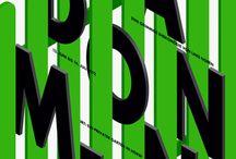 expressive tipografi
