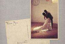 Wedding Thank You Cards - Ευχαριστήριες Κάρτες