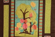 panel quilt ideas