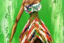 art Afro / Afro Art