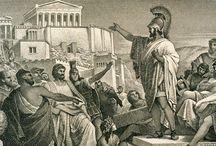 Πως έβριζαν οι Αρχαίοι Ελληνες ;;; Ολα τα Αρχαία βρωμόλογα, συγκεντρωμένα σε λίστα...ντροπής !!!