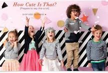 Kids Fashion / Great Discounts on Kids Fashion using Coupons and Promo Codes.