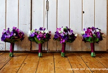Bridal & Bridesmaids Bouquets / Bouquets for Bride and their Bridal Party