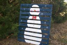 snowmen / by Kelly Rardon