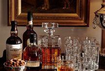 AHOJ cigar & wine & whisky room design