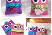 crochet,fundas,guardar