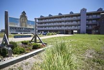 Durant Station Condos / Durant Station condos located on Hatteras Island, North Carolina. Take a look and book online or call 800.627.1850 today! / by Outer Beaches Realty