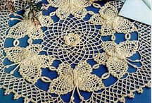 Free patterns: doilies