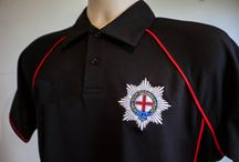 British Army Regiments Performance Polo Shirt / All regiments available at www.fatchimp.co.uk