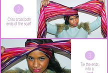 All About Scarfs and Head Wraps