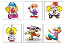 Karneval-klauni