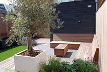 kleine tuin tuinontwerp