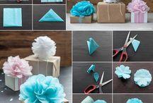 Balenie darčekov