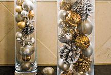 Christmas decor & crafts
