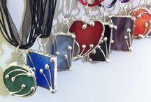 Glass Fused Jewellery