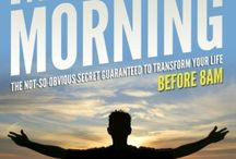 the miracle morning - The Secret / livre de Hal Elrod The Miracle Morning  un film de Rhonda Byrne The Secret