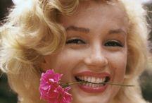 Marilyn Monroe  / by Rose Huber