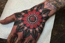Tattoo's / Tattoo Ideen