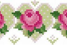 Sticken - Blumen
