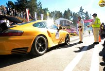 Simola Hill Climb 2014 / The Knysna Speed Festival story began in 2009 with the first running of the Simola Hillclimb. From humble beginnings the event grew rapidly between 2010 and 2012 quickly becoming one of the most popular events on the South African motorsport scene.