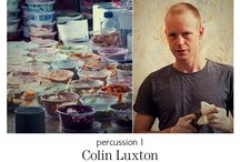 Colin Luxton