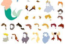 Disney Character Base