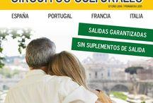 Catálogos de viajes