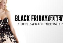 Black Friday Wedding Dress Sale