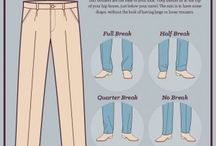 Rules and education in menswear