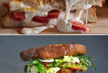 Sandwich-oppskrifter