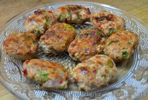 Ground Meat Kabob and Meatball Recipes