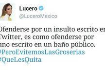 Tweets @LuceroMexico