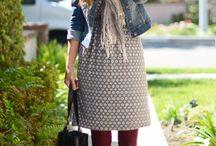 Idées de tenues / Outfits combinasons